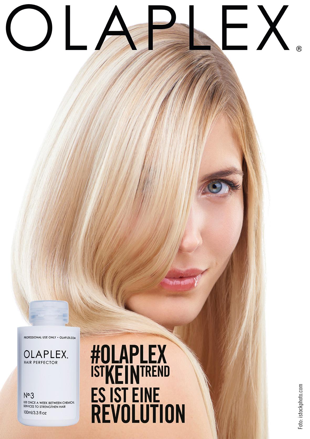 Olaplex revolutioniert die fris rbranche klipp fris r for Olaplex salon