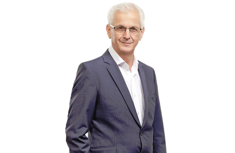 Ewald Lanzl, Gründer und Eigentümer KLIPP Frisör