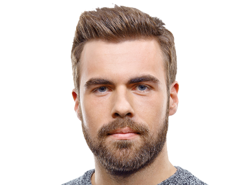 Frisuren manner mittellang braun