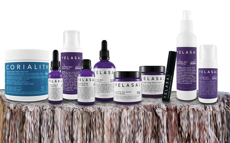 Produktgruppe Yelasai