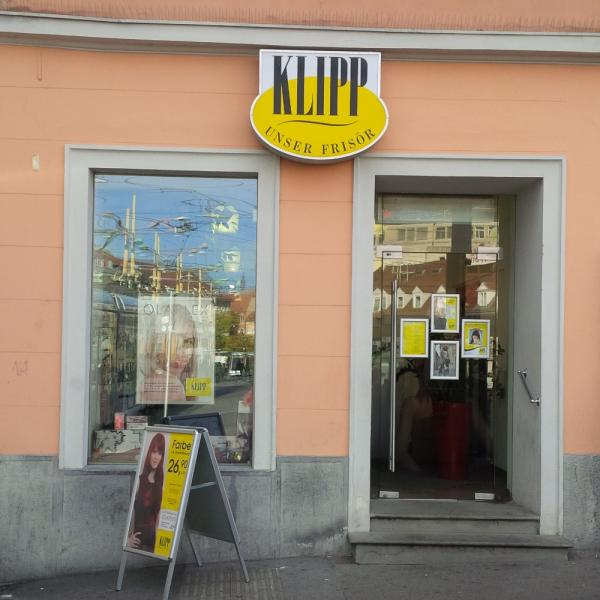 Klipp Salon Jakominiplatz 17 in 8010, Graz