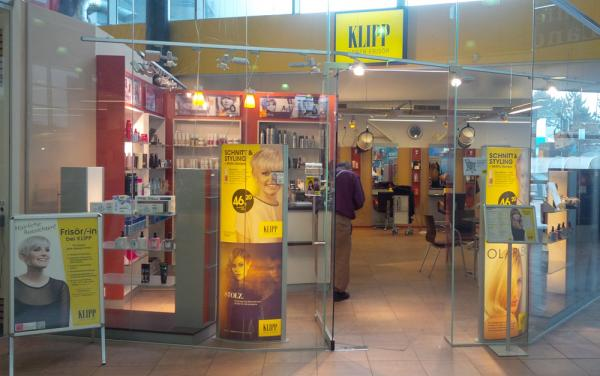Klipp Salon Bäckermühlweg 61 in 4030, Linz