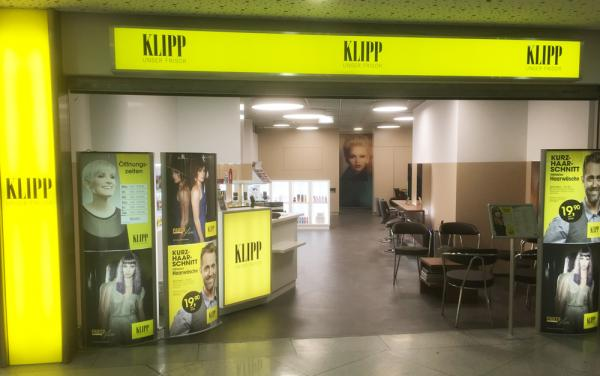 Klipp Salon Columbusplatz 7-8 in 1100, Wien