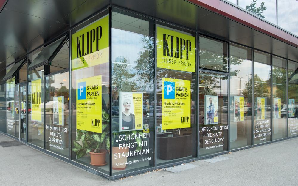 Bahnhofplatz 4 4600 Wels Klipp Frisör